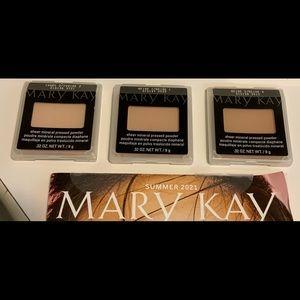 Mary Kay Sheer Pressed Mineral Powder NIB
